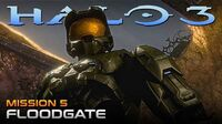 Halo 3 PC Walkthrough - Mission 5 FLOODGATE (Sub ITA)