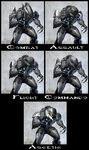 Elite Armor Permutations