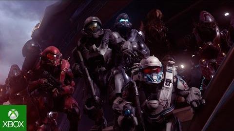 Halo 5 Campaign Demo