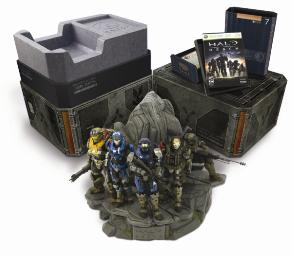 Halo: Reach/Ediciones