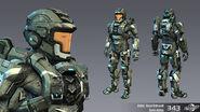H4 Defender 3d model