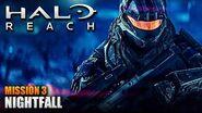 Halo Reach MCC PC - Walkthrough - Mission 3- NIGHTFALL (Sub ITA)