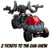 2 Tickets To The Gun Show MMORPG