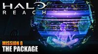 Halo Reach MCC PC Walkthrough - Mission 8 THE PACKAGE (Sub ITA)