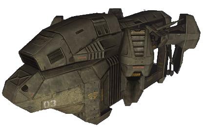 Transporte de Tropas y Equipo D96
