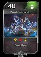 Blitz - Desterrados - Inquisidor - Unidad - Grunts rondando