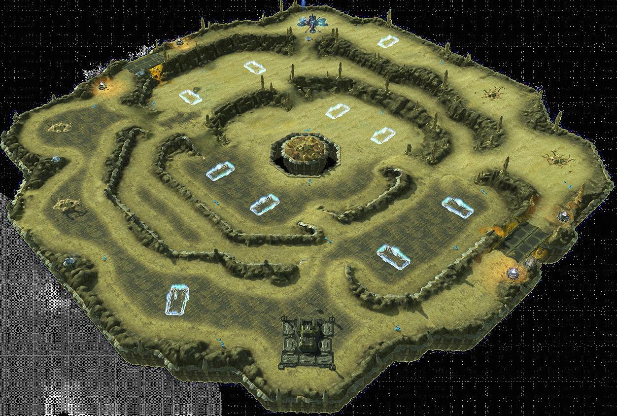 Exilio (mapa)