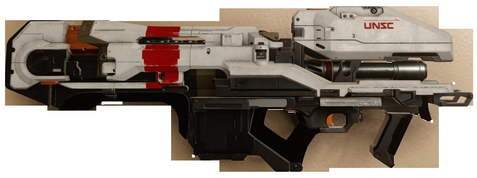 M6/E Grindell/Galilean Nonlinear Rifle