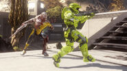 Halo 4 Flood Screenshot 1