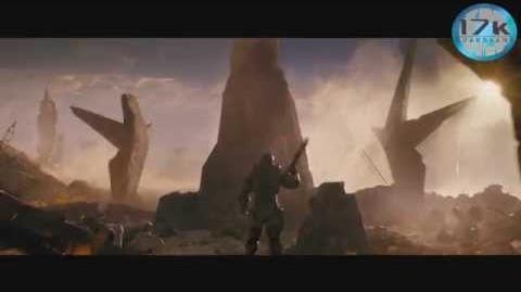 Halo 5 Guardians Live Action Trailer SUB ITA Locke Chief HUNTtheTRUTH