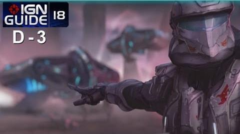 Halo Spartan Assault Walkthrough - Level D-3 Assault on Covenant Landing Zones (Part 18)