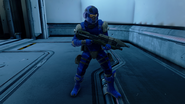 Marine Equipo Azul H5G