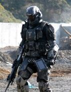 Odst-soldier