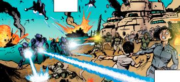 Batalla de Alpha Corvi II
