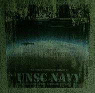 Halo 5 Guardians Poster Armada del UNSC