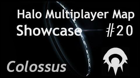 Halo Multiplayer Maps - Halo 2 Colossus