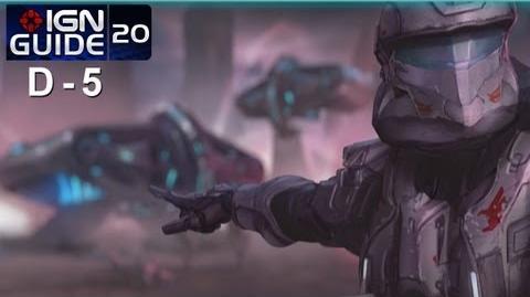 Halo Spartan Assault Walkthrough - Level D-5 Defense of the Enemies Airbase (Part 20)