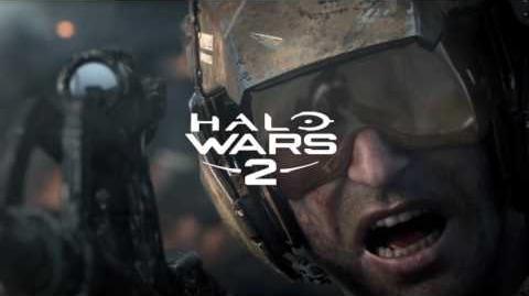 Halo Wars 2 Original Soundtrack - Steel Hand, Gloves Off