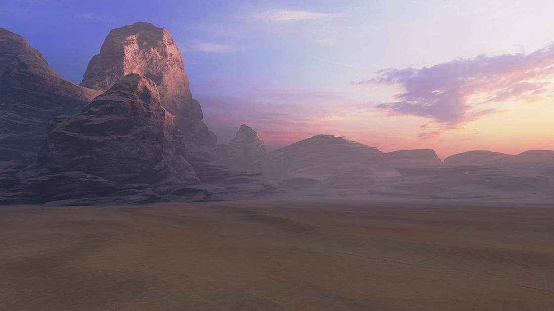 Barrens (Halo 5: Guardians level)