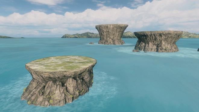Forge Island