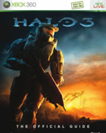 Halo 3 The Official Strategy Guide Halo Alpha Fandom