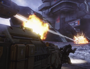 Scorpion disparo H5G