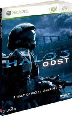 Guía de Estrategia Oficial de Halo 3: ODST