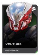 H5G REQ card Venture-Casque