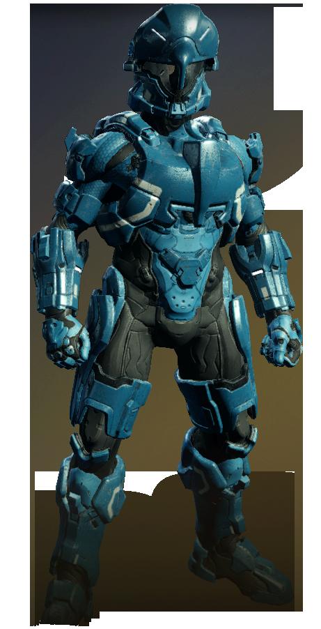 Armadura Potenciada de Asalto MJOLNIR/Variante Legionnaire