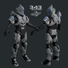 H4 Hayabusa armor 3d model-2.jpg