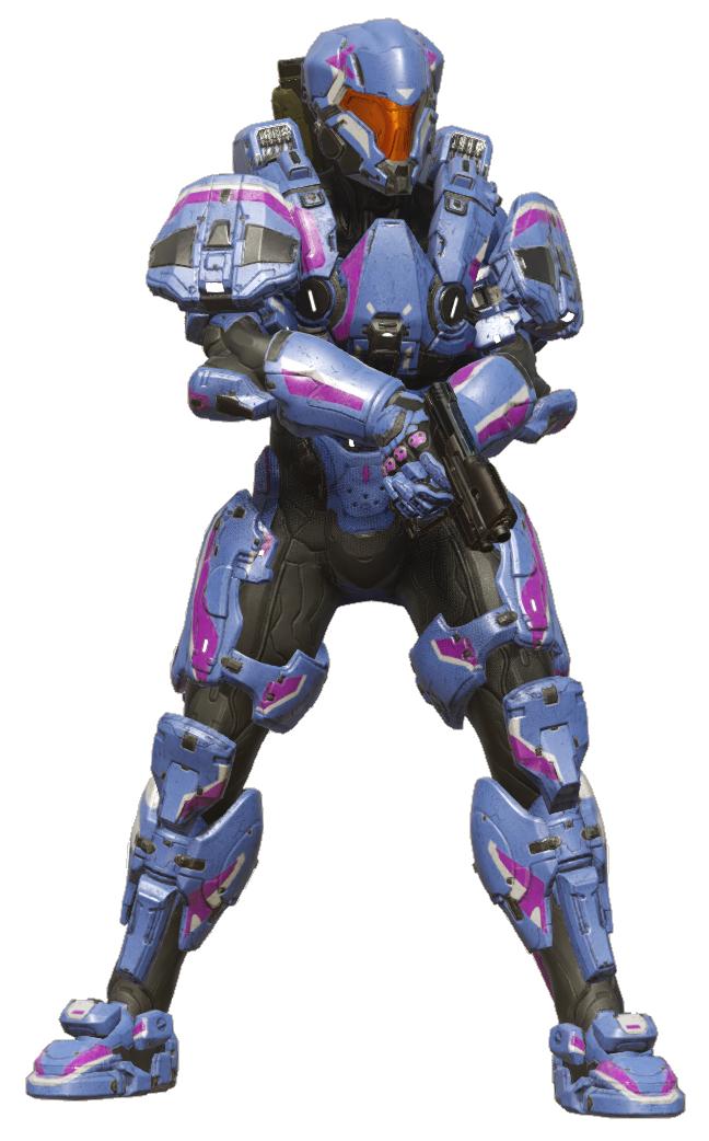 Armadura Potenciada de Asalto MJOLNIR/Variante Cypher