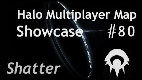 Halo Multiplayer Maps -80 - Halo 4- Shatter
