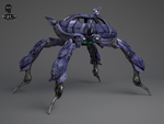 H2A Render T47AProtosScarab1