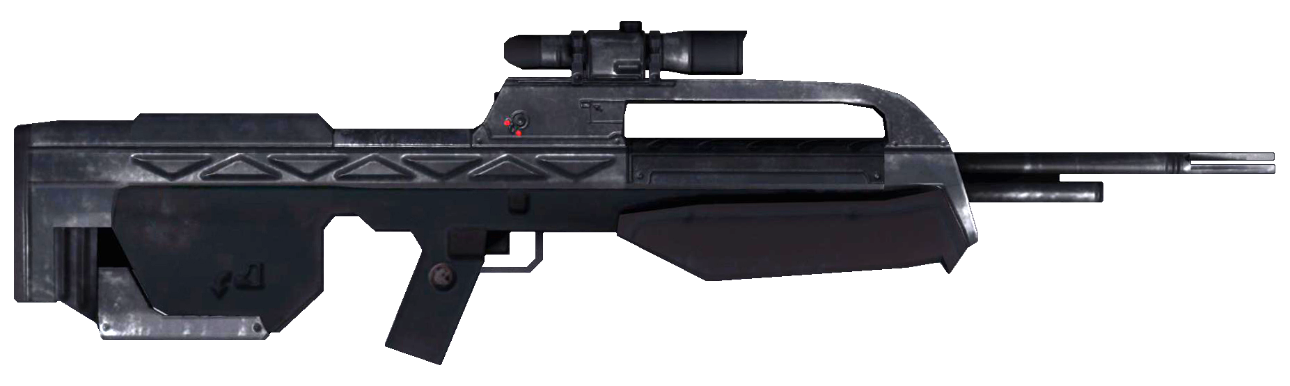 BR55 Heavy Barrel Service Rifle