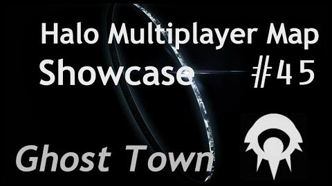 Halo Multiplayer Maps - Halo 3 Ghost Town
