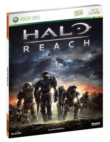 Guía de Estrategia Oficial de Halo: Reach
