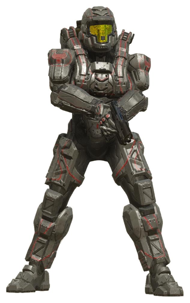 Armadura Potenciada de Asalto MJOLNIR/Variante Defender