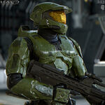 H2A CinematicRender John-117-CloseSideView