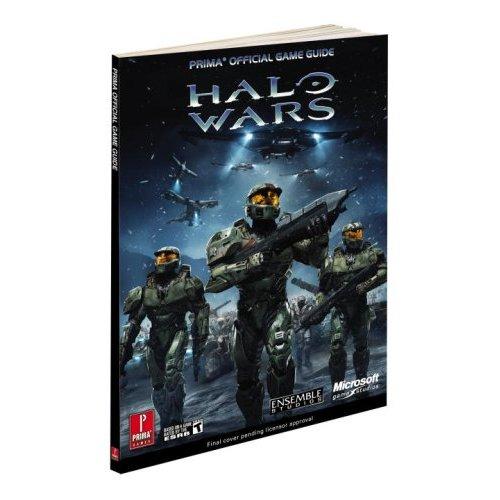 Guía de Estrategia Oficial de Halo Wars