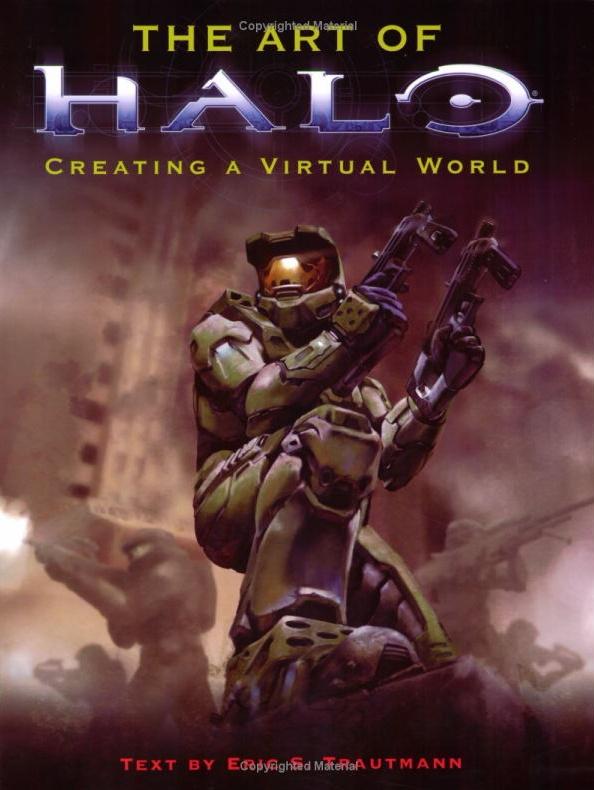 El Arte de Halo
