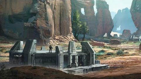 Halo The Master Chief Collection 'Coagulation' 'Bloodline' Map Tour – IGN First