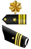 Teniente Comandante