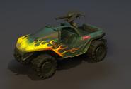 Warthog Flaming HW