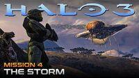 Halo 3 PC Walkthrough - Mission 4 THE STORM (Sub ITA)
