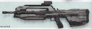 Rifle de Batalla BR85 concepto final H4