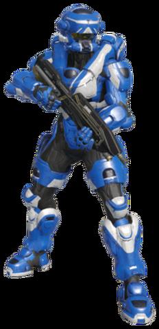 Armadura Potenciada de Asalto MJOLNIR/Variante Cyclops