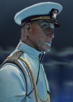 Jefe de Operaciones Navales