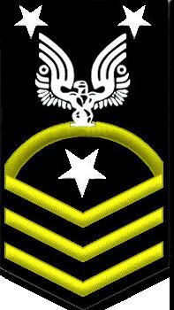 Jefe Maestro Oficial Menor de Comando