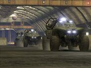 Warthog Convoy