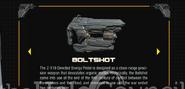 Boltshot